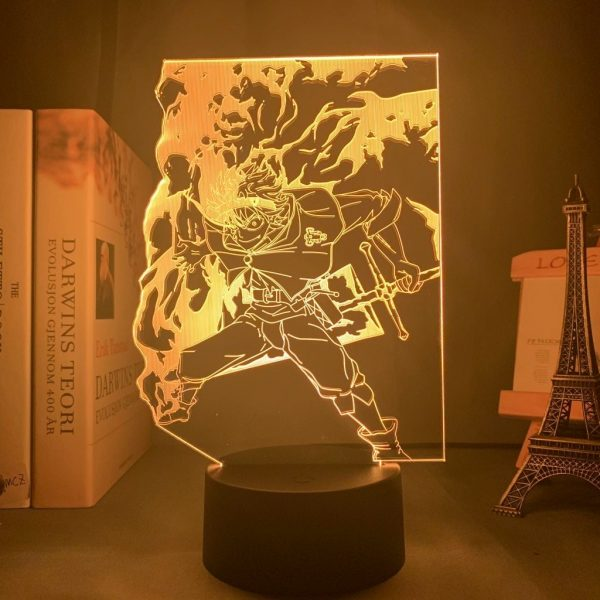 product image 1641677296 - Anime 3D lamp