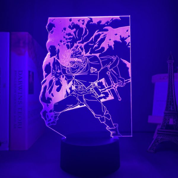 product image 1641677309 - Anime 3D lamp