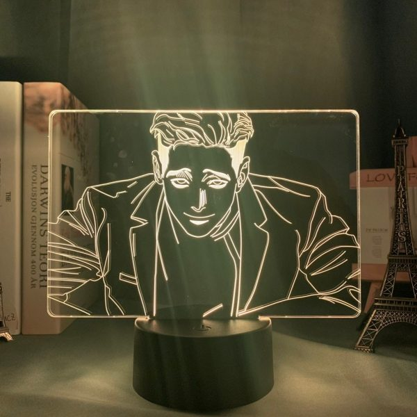 product image 1642558706 - Anime 3D lamp