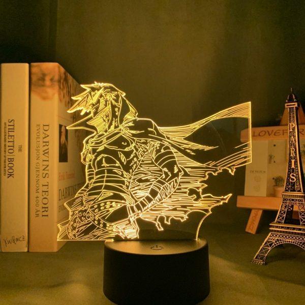 KAMINA LED ANIME LAMP (TENGEN TOPPA GURREN LAGANN) Otaku0705 TOUCH Official Anime Light Lamp Merch