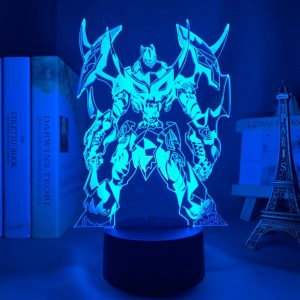 ROBOT LED ANIME LAMP (TENGEN TOPPA GURREN LAGANN) Otaku0705 TOUCH Official Anime Light Lamp Merch