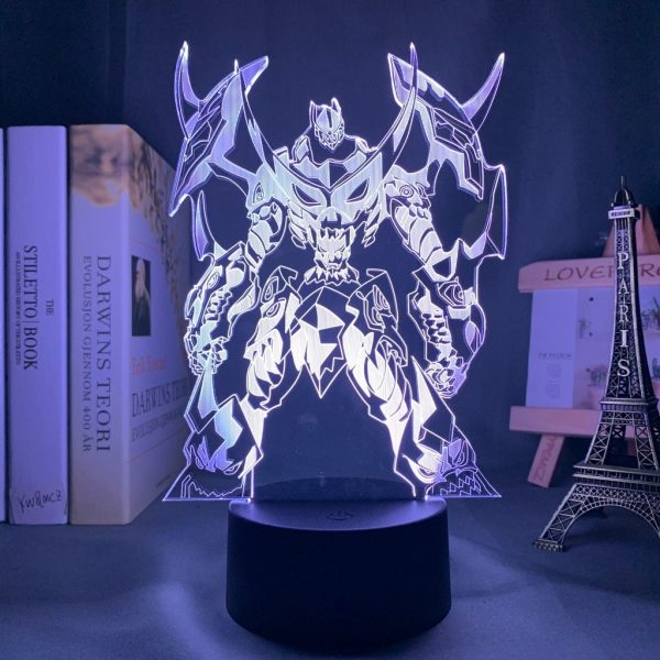 product image 1642561326 - Anime 3D lamp
