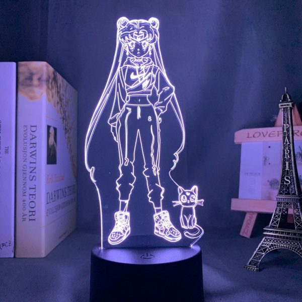 product image 1645683520 - Anime 3D lamp