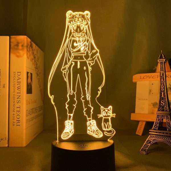 product image 1645683521 - Anime 3D lamp