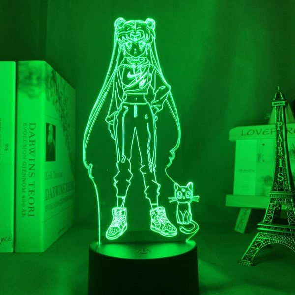 product image 1645683529 - Anime 3D lamp