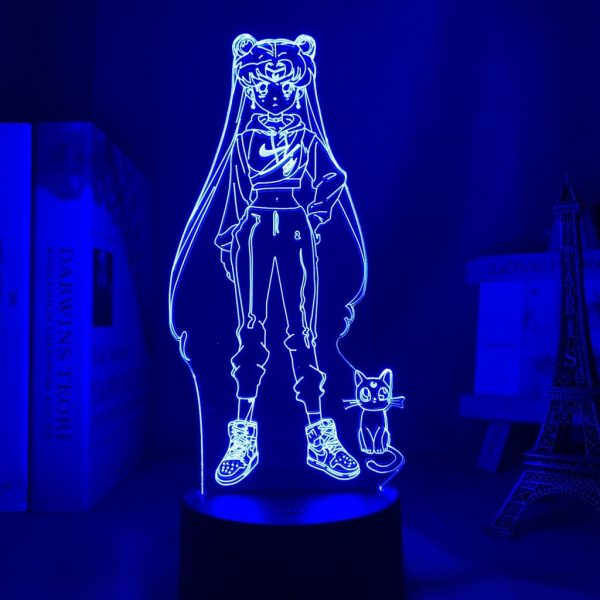 product image 1645683530 - Anime 3D lamp
