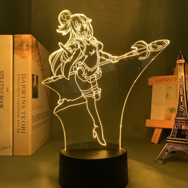 product image 1645684346 - Anime 3D lamp