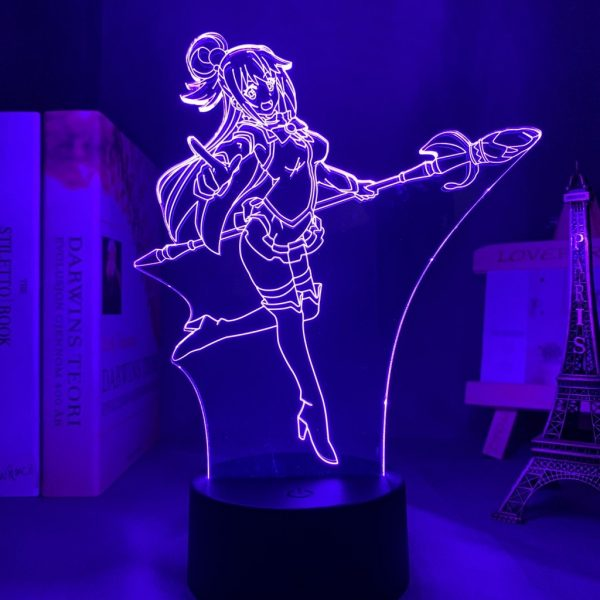 product image 1645684357 - Anime 3D lamp