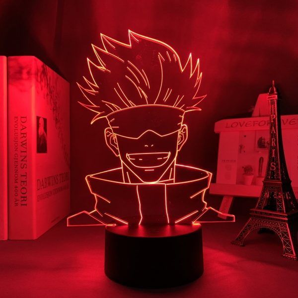 product image 1645922655 - Anime 3D lamp