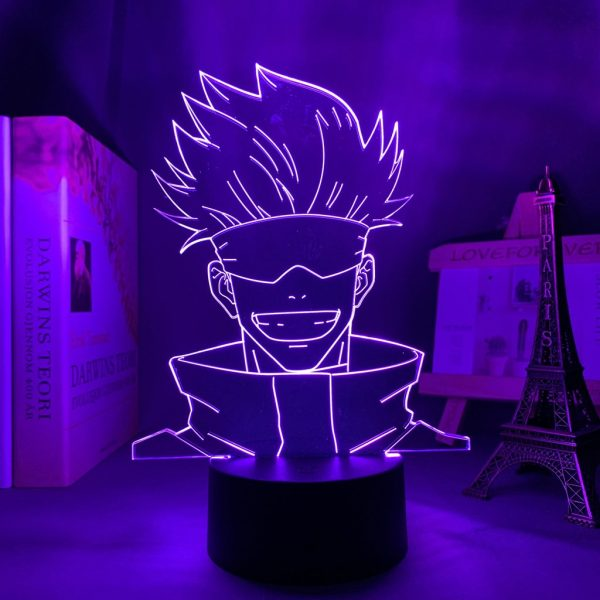 product image 1645922681 - Anime 3D lamp