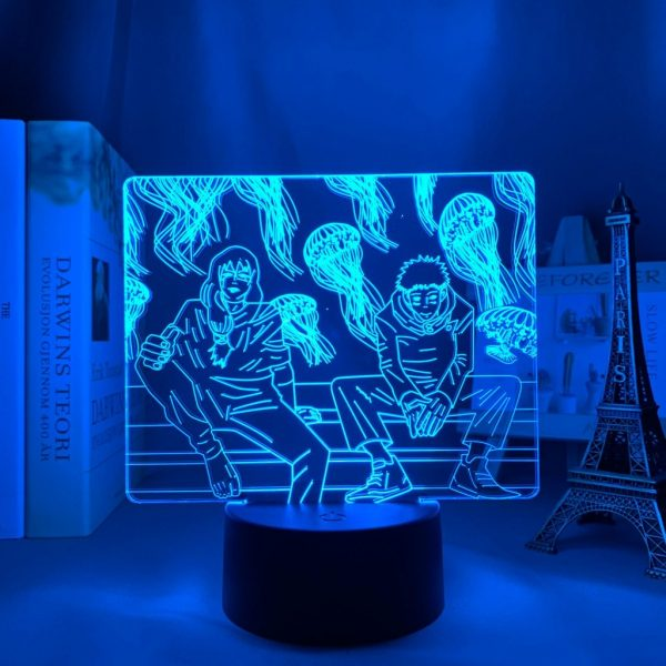product image 1645922958 - Anime 3D lamp