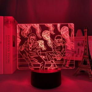 MAHITO AND ITADORI LED ANIME LAMP (JUJUTSU KAISEN) Otaku0705 TOUCH +(REMOTE) Official Anime Light Lamp Merch