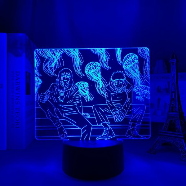 product image 1645922964 - Anime 3D lamp