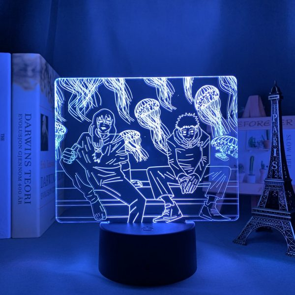 product image 1645922965 - Anime 3D lamp