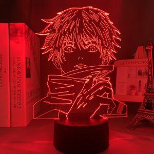 GOJO SATORU++ LED ANIME LAMP (JUJUTSU KAISEN) Otaku0705 TOUCH Official Anime Light Lamp Merch