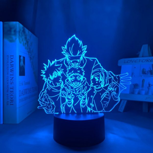 product image 1645923840 - Anime 3D lamp