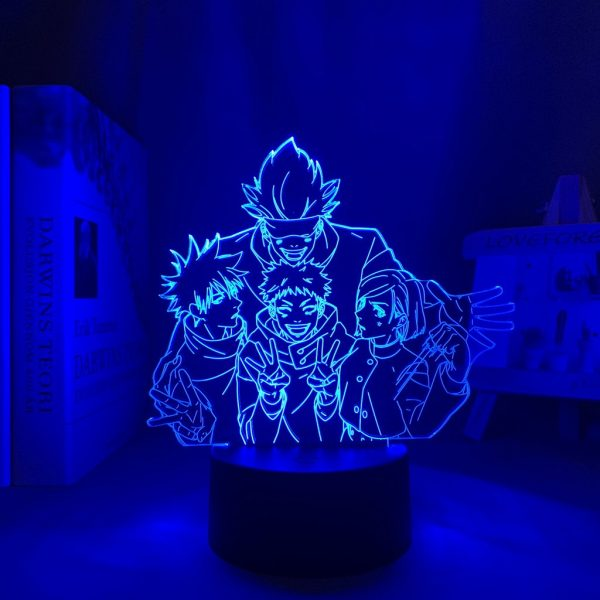 product image 1645923847 - Anime 3D lamp