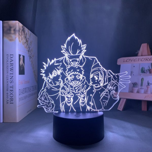 product image 1645923848 - Anime 3D lamp