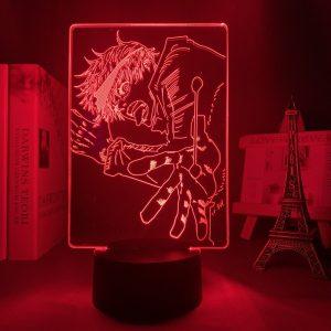 MANGA GOJO LED ANIME LAMP (JUJUTSU KAISEN) Otaku0705 TOUCH +(REMOTE) Official Anime Light Lamp Merch