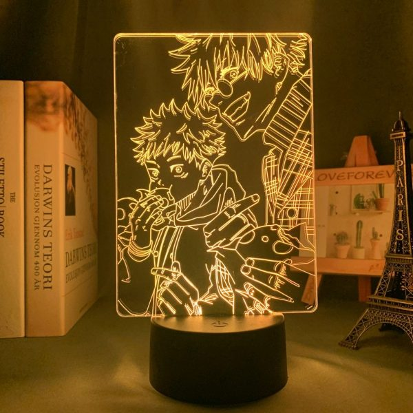 product image 1645924538 - Anime 3D lamp