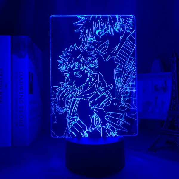 product image 1645924547 - Anime 3D lamp