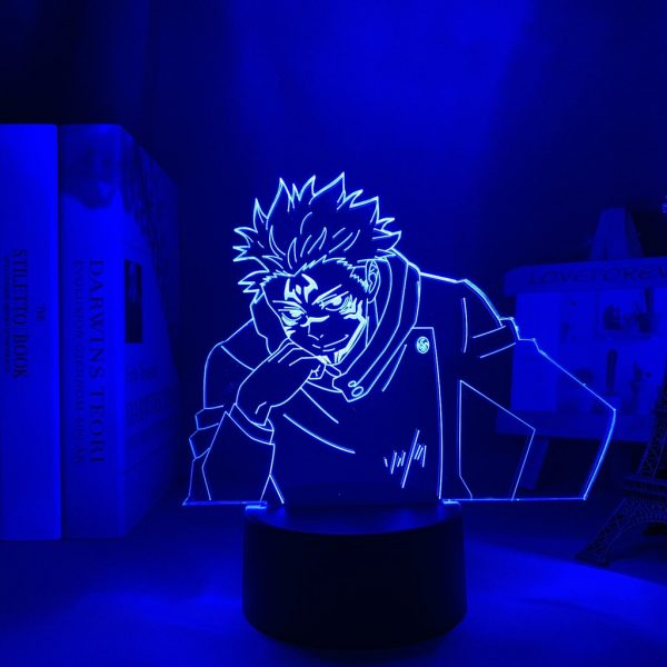 product image 1645965678 - Anime 3D lamp
