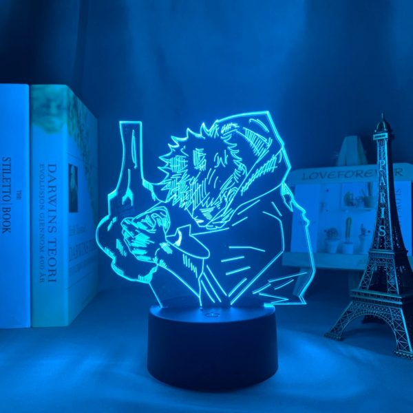 product image 1645965754 - Anime 3D lamp