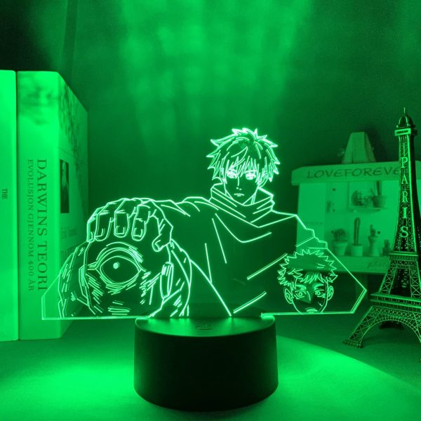 product image 1645965905 - Anime 3D lamp