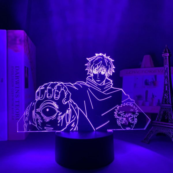 product image 1645965907 - Anime 3D lamp