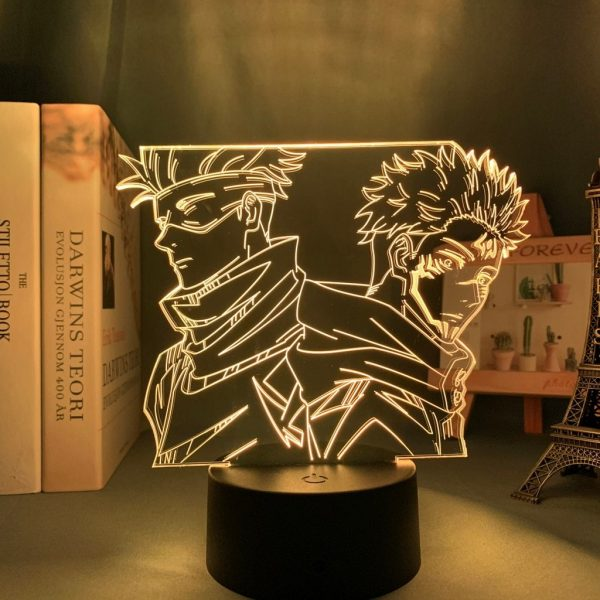product image 1645966200 - Anime 3D lamp