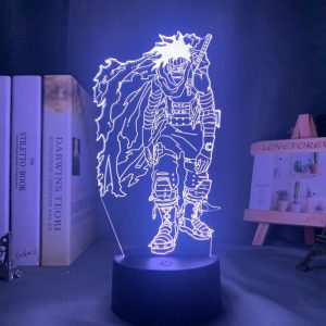 STAIN LED ANIME LAMP (MY HERO ACADEMIA) Otaku0705 TOUCH +(REMOTE) Official Anime Light Lamp Merch