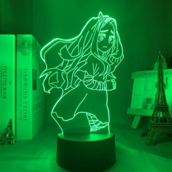 product image 1646276792 - Anime 3D lamp
