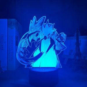 TOKOYAMI X SHADOW LED ANIME LAMP (MY HERO ACADEMIA) Otaku0705 TOUCH +(REMOTE) Official Anime Light Lamp Merch