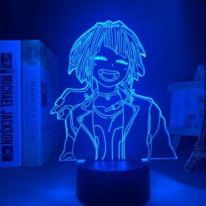 KYOUKA JIROU LED ANIME LAMP (MY HERO ACADEMIA) Otaku0705 TOUCH +(REMOTE) Official Anime Light Lamp Merch