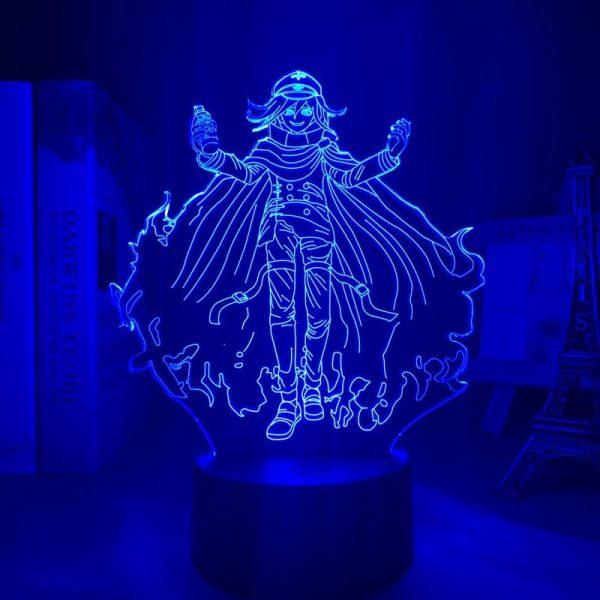 GODLY KOKICHI LED ANIME LAMP (DANGANRONPA) Otaku0705 TOUCH +(REMOTE) Official Anime Light Lamp Merch