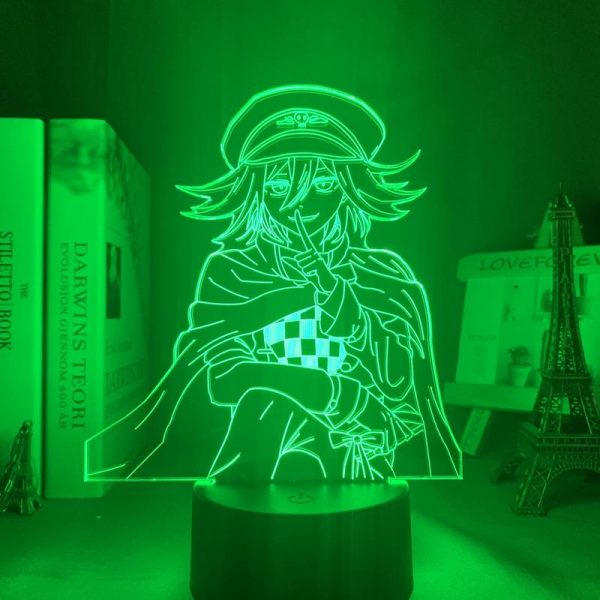 KOKICHI SMILE LED ANIME LAMP (DANGANRONPA) Otaku0705 TOUCH +(REMOTE) Official Anime Light Lamp Merch