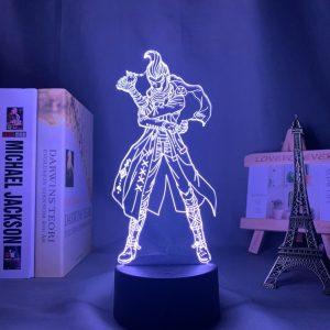 GUNDHAM TANAKA LED ANIME LAMP (DANGANRONPA) Otaku0705 TOUCH Official Anime Light Lamp Merch