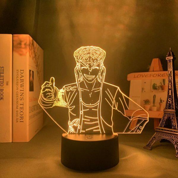 MONDO OWADA LED ANIME LAMP (DANGANRONPA) Otaku0705 TOUCH Official Anime Light Lamp Merch