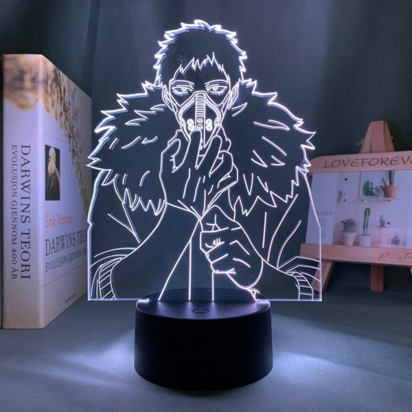 product image 1647975256 - Anime 3D lamp