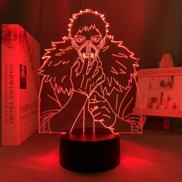 product image 1647975261 - Anime 3D lamp