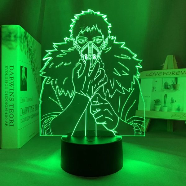 product image 1647975262 - Anime 3D lamp