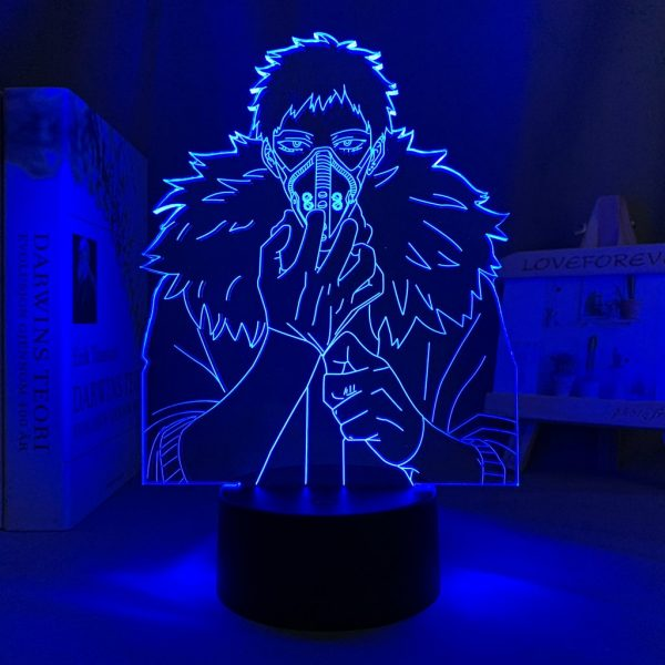 product image 1647975263 - Anime 3D lamp
