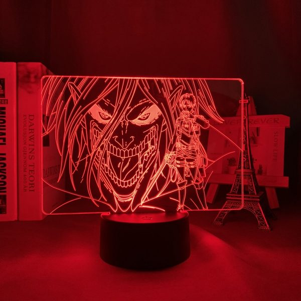 product image 1648045106 - Anime 3D lamp