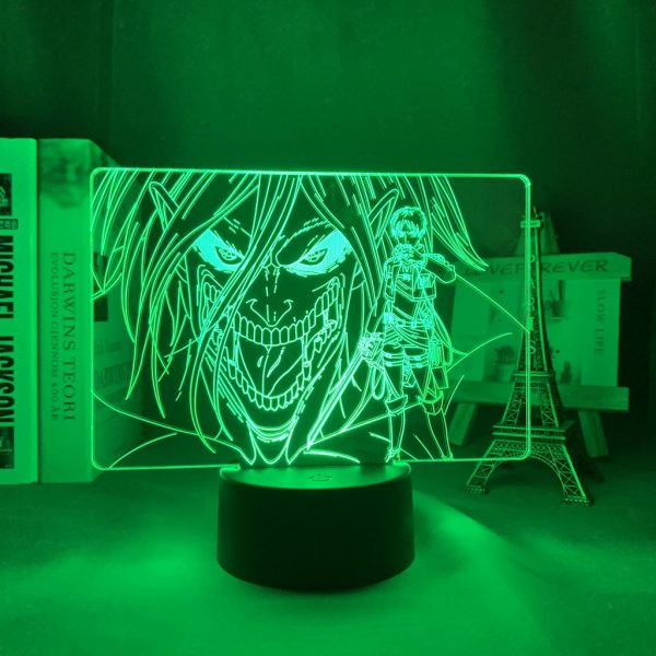 product image 1648045107 - Anime 3D lamp
