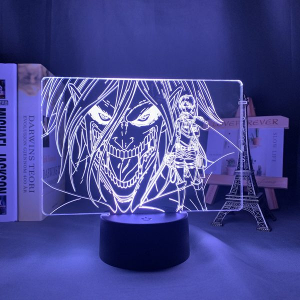 product image 1648045109 - Anime 3D lamp