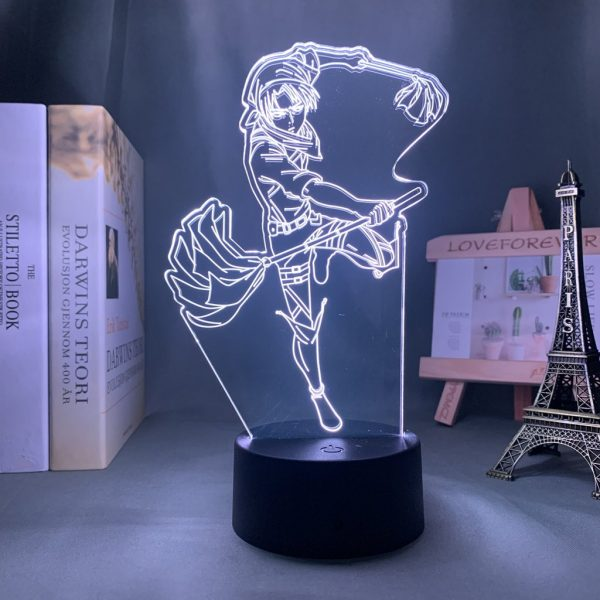 product image 1648045288 - Anime 3D lamp