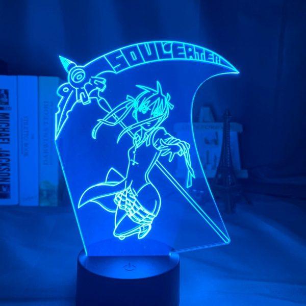 MAKA ALBARN LED ANIME LAMP (SOUL EATER) Otaku0705 TOUCH Official Anime Light Lamp Merch