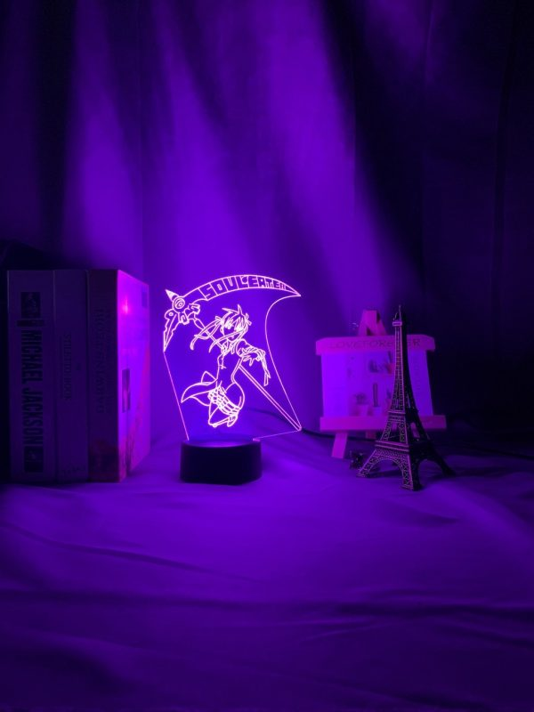 product image 1649456670 - Anime 3D lamp