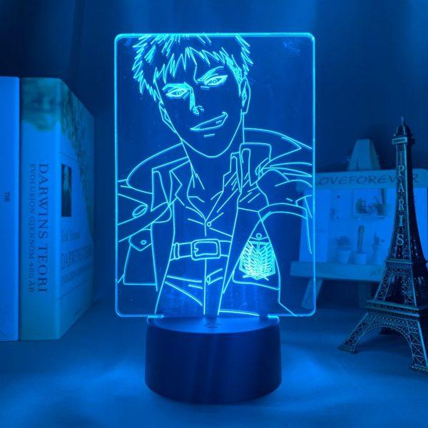 JEAN KIRSTEIN LED ANIME LAMP (ATTACK ON TITAN) Otaku0705 TOUCH Official Anime Light Lamp Merch
