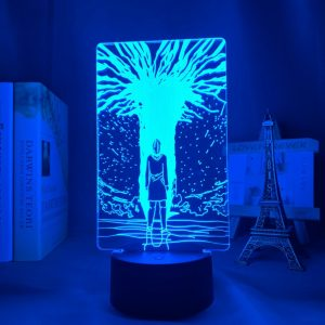 PATH OF LIGHT LED ANIME LAMP (ATTACK ON TITAN) Otaku0705 TOUCH +(REMOTE) Official Anime Light Lamp Merch